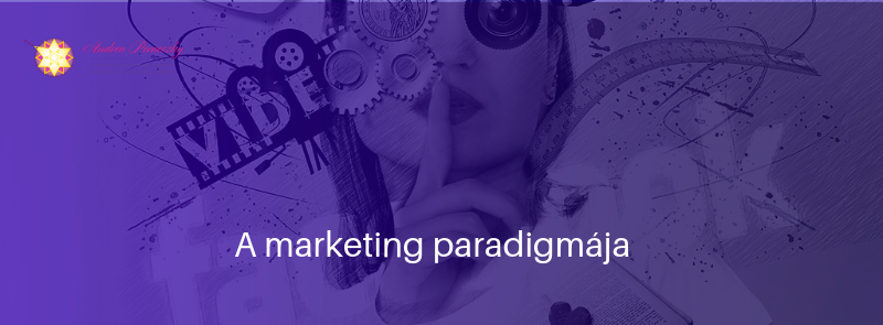 A marketing paradigmája
